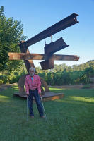 Mark di Suvero, Sculptor