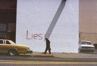LIES, Oakland, California May 1985
