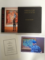 "Deluxe Bound and Slipcased Limited Edition/100 copies. Each book includes a signed and numbered 8 1/2 X 11 archival inkjet photograph ""Vincent van Gogh, IRISES (1889) J. Paul Getty Museum, Los Angeles, March 2012"" $450.00 plus $25 shipping to U. S. and territories."