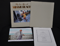 "Deluxe Bound and Slipcased Limited Edition/250 copies/Signed and Numbered/ Each book includes a signed and numbered limited edition 8 X 10 photograph of ""Isaac Bashevis Singer, Miami Beach, October 1986"" $350 plus $25 shipping to U.S. and territories"